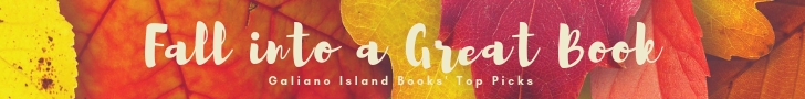 Fall into a Great Book banner